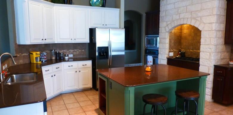 Southwest Austin Project – Kitchen