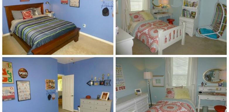 Surprise Bedroom Redesign