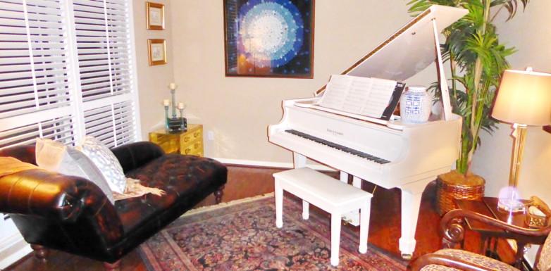 Music Room Makeover
